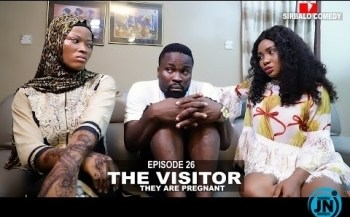 COMEDY VIDEO: Sirbalo Comedy - The Visitor - Sirbalo And Bae